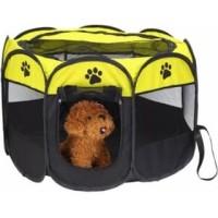 Size S Portable Pet Outdoor Cage Tent Tenda Kandang Kucing Anjing