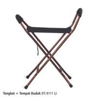 Tongkat + Tempat Duduk FS 9111 L OneMed