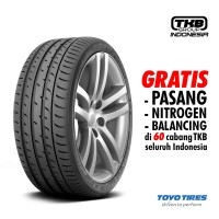 TOYO PROXES TI SPORT 215 40 R18 TAHUN 2016 SALE