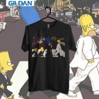 Gildan Custom Tshirt TSPSON - Abbey Road