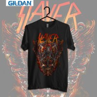 Kaos Band Original Gildan Slayer - Eagle Slayer