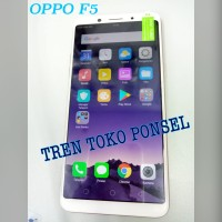 HP OPPO F5 SECOND ORIGINAL