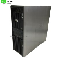 HP WORKSTATION Z600 Xeon E5504 2.00 GHz Single VGA