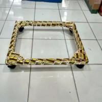 Roda Kulkas Standar untuk 1 pintu dan 2 Pintu