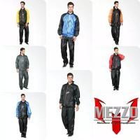 Jas Hujan Mezzo Ventilator / Mezzo Raincoat Ventilator