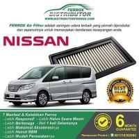 Filter Udara Ferrox Nissan Serena C24 & C26