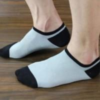 invisible socks kaos kaki pendek serat bambu (show socks, bamboo
