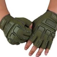sarung tangan mpact half gloves import