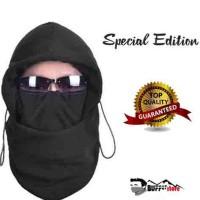 "masker polar full face balaclava ""edisi spesial"" (polar freece 6 in 1"