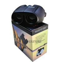 Binocular Teropong Busnell 10X25 HD Magnification