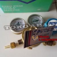 regulator oxygen / oksigen Tanaka