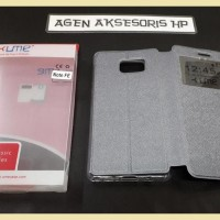 PROMO Flip Cover Samsung Note FE Fan Edition N935F 5.7 Sarung HP UME