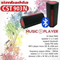 Harga speaker aktif wifi simbadda cst 903n   antitipu.com