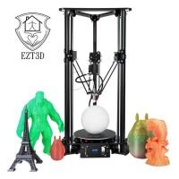 ? ? ezt T1 + L Printer 3D Layar LCD Warna dengan Laser 1.5W