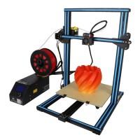 Cr-10s Kit Printer 3D Ukuran Besar dengan Motor Dual z-rod Lea