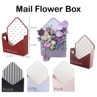 Mail Flower Box - bloom box - box bunga - hadiah - kado - kotak bunga