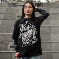 Culture Hero - Kaos Distro Keren Budaya Indonesia - Pandawa Lima LS