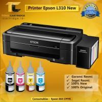 Printer Inkjet Epson L310 L 310 Ink Tank Infus + Tinta Original Epson