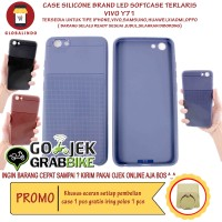 Paling Bagus Termurah Vivo Y71 Case LED Flash Softcase Hp Berkualitas