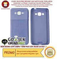 Paling Bagus Termurah Samsung J2 Prime Case LED Flash Softcase Hp