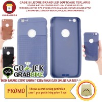 Paling Bagus Termurah Iphone 6 Plus Case LED Flash Softcase Hp Keren