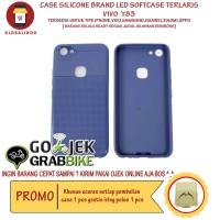 Paling Bagus Termurah Vivo Y83 Case LED Flash Softcase Hp Berkualitas