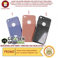 Paling Bagus Termurah Iphone 8 8G 8S Case LED Flash Softcase Hp Keren