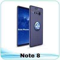 Samsung Galaxy Note 8 Original Autofocus Soft Case Smart Ring Casing