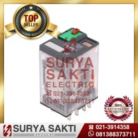 SCHNEIDER RELAY 3CO 11 PIN ARUS 10A DENGAN LED RXM3AB2P7