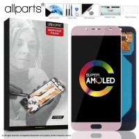 SAMSUNG Galaxy J7 Pro 2017 J730 J730F ORIGINAL AMOLED LCD Touch Screen