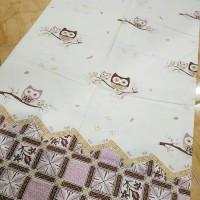 Harga kain batik solo motif burung hantu pring | antitipu.com