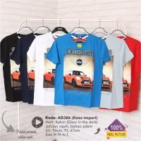 Kaos Fila Premium / Kaos Fila / Grosir Kaos / Pabrik Kaos BEST SELLER