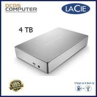 "LaCie 4TB Porsche Design USB-C Desktop Hard Drive 3.5"" STFE4000401"