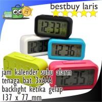 Jam Digital, Smart Clock untuk Meja - JP9901