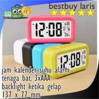 Weker Digital Modern, Smart Clock untuk Meja - JP9901