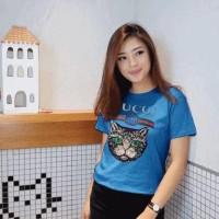 Tshirt mystic cat / BATIK / DRESS