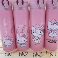 Termos Thermal Besar Hello Kitty Doraemon Stainless Steel 500 ml