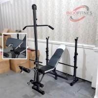 Bench Press SR-501 Bangku Fitness Gym