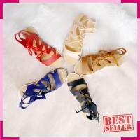 Austin Flats Sherice - Black, Beige, Camel, Red & Navy