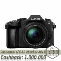 CASHBACK Panasonic Lumix DMC G-85 G85 Kit 14-42mm