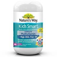 Nature's Way Kids Smart Complete Multivitamin vitamin nutrisi original
