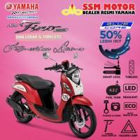 Yamaha Fino Sporty 125 cc Bluecore bisa CICILAN 0%