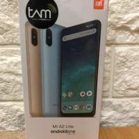 HP Xiaomi Mi A2 Lite Ram 3GB Internal 32GB Garansi resmi TAM 1 tahun