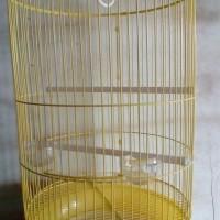 Kandang kapsul lovebird besar