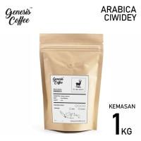 ARABICA CIWIDEY KEMASAN 1KG / GRADE 3-4