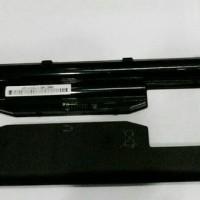 b Original Baterai Laptop Fujitsu LH532