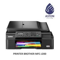 Printer Multifungsi Brother MFC-J200