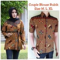 Baju Batik Atasan Remaja Batik Couple Untuk Pesta Batik Couple KSP2