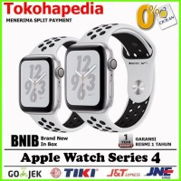Apple Watch / iWatch NIKE Series 4 44mm Silver White Sport Band MU6K2