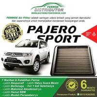 Ferrox untuk Mitsubishi Pajero Sport Exceed, Dakar, dan Triton.